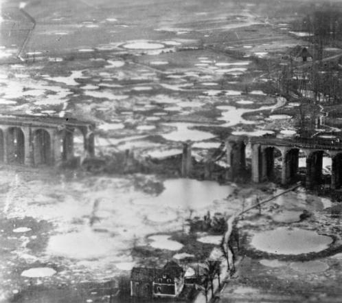 Schildescher Viadukt 1945 Medien